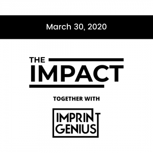 Imprint Genius Sponsors The Impact