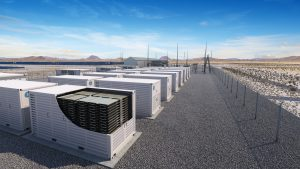Grid Scale Storage Replaces Gas Peakers