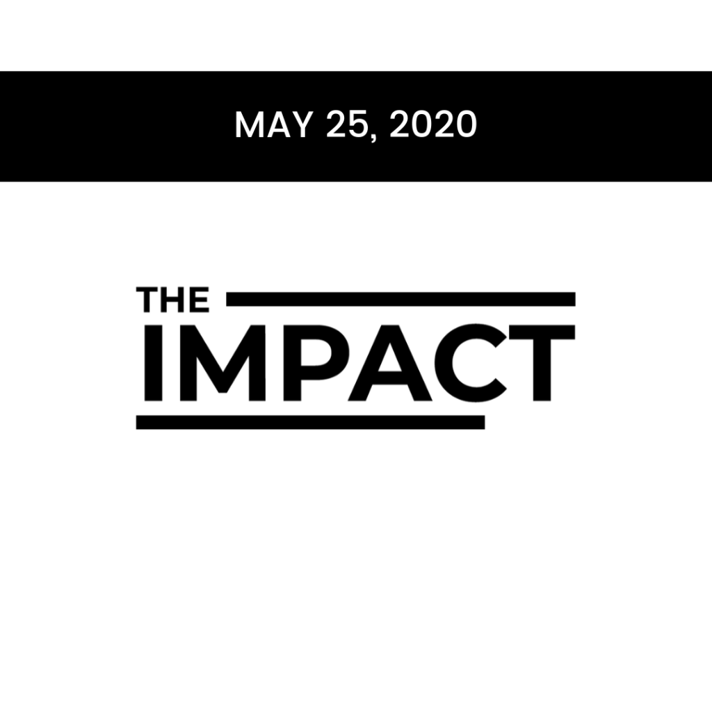 May 25, 2020 | Newsletter