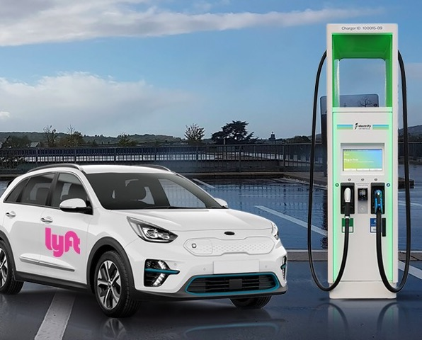 Lyft Commits To 100% EV Fleet