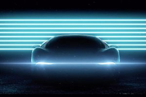 Hyperion Hydrogen Hyper Car