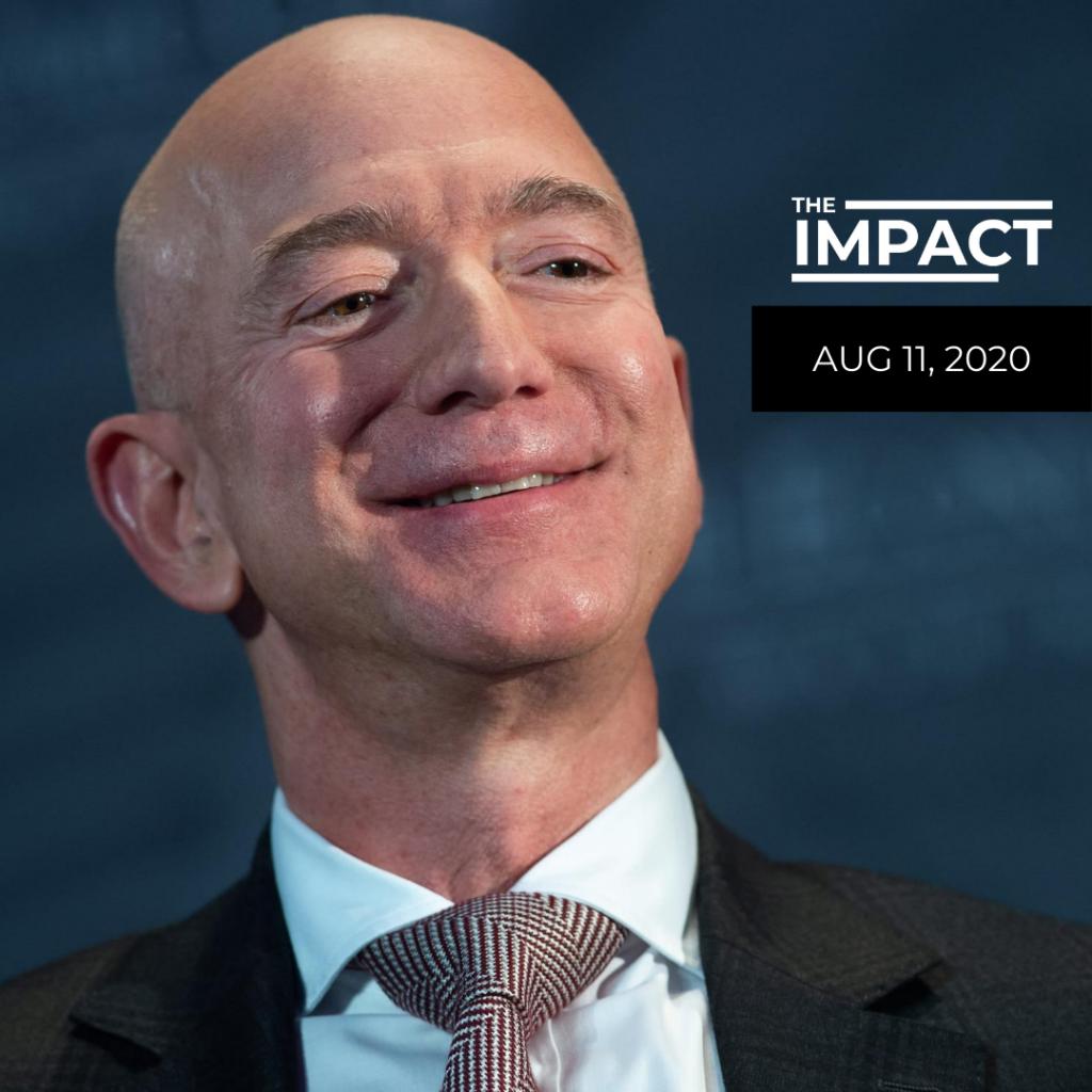 Jeff Bezos in energy