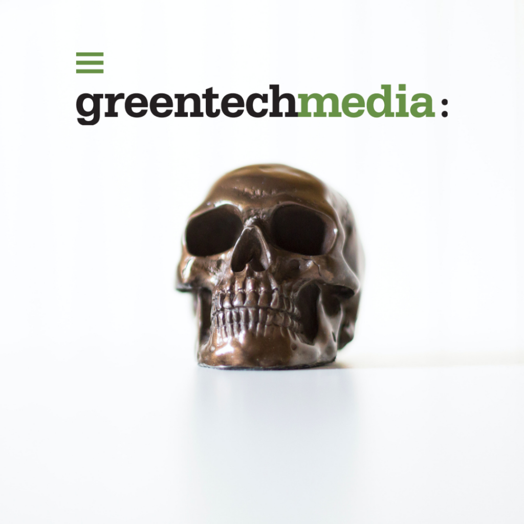 Why GreenTech Media Shut Down