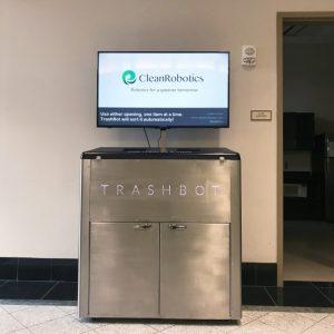 Cleanrobotics recycling