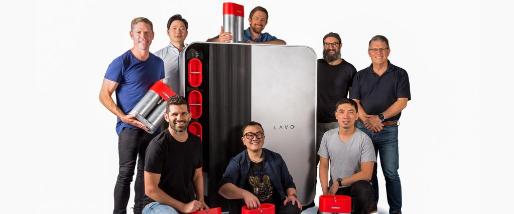 LAVO Hydrogen Battery