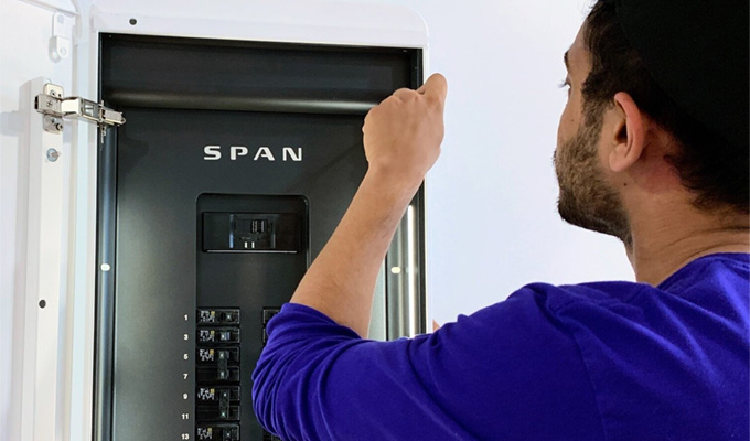 Span Electrical Panel