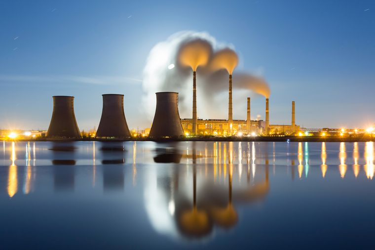 Carbon Capture has become a key focus for climate focused funds. (Image: Popular Science)