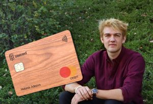 A credit card that plants trees for every $60 you spend. (Image: TreeCard)