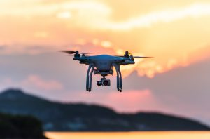 Drones can help us in our fight against climate change. (Image: Jason Blackeye)