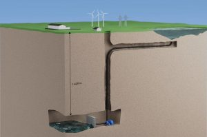 Pumped Hydro Storage is developing the next generation of large-scale energy storage. (Image: Pumped Hydro Storage)
