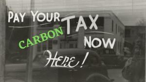 An aggressive carbon tax is in the Green EU Deal. (Image: Unsplash)